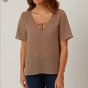 BKE Textured Blouse